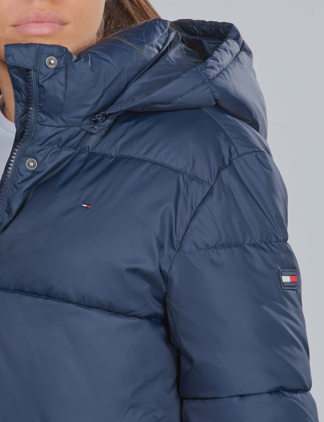 Tommy Hilfiger RECYCLED EXTRA LONG PUFFER